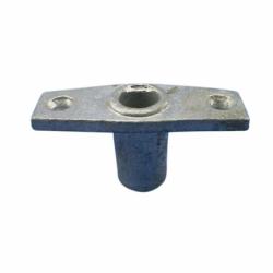 Galvaniseret bøsning, topmonteret - 2