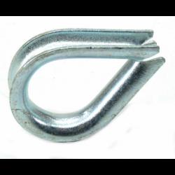 Kovs, galvaniseret - 1
