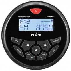 Velex marine stereo radio front