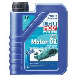 Liqui Moly 2T Fully Synthetic Marine Motorolie - 1