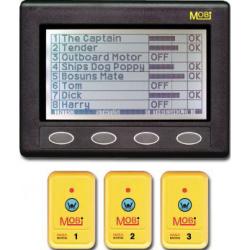 Mand over bord indikator (MOB) - 1