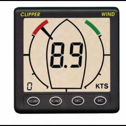 Clipper vindinstrument inklusiv giver - 1
