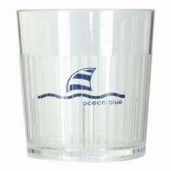 Ocean Blue whisky glas - 1