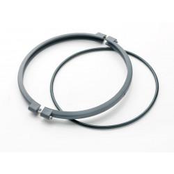 Set large clamping rings NLP50S/NLP60/NLP75/NLP90