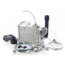 Set: Motor 220V, pump + macerator WC220S