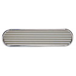 VETUS louvred air suction vent SSV 70, AISI 316/aluminium