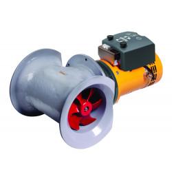 Polyester stern thruster