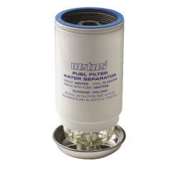 Spin-on filter, 10 micron, Max. 380 l/h