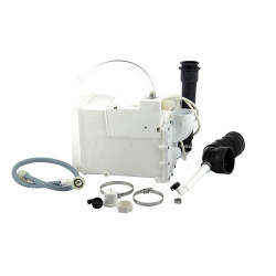 Motor, pump and macerator WC110L/WC110S