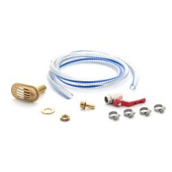 Water strainer kit