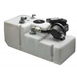 VETUS waste water tank system 61 litre, incl. 12 Volt pump & sensor