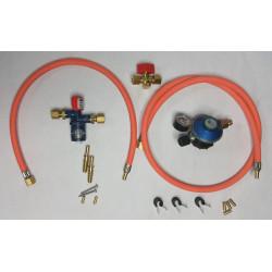 Monteringssæt til  CE gasinstallation - 2