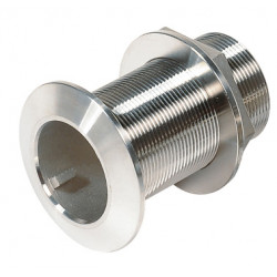 """Stainless steel thru-hull fitting, G1½"""" AISI 316, chamfered - 1"""
