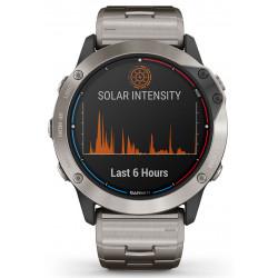 Garmin Quatix 6X Solar Smartwatch - 1