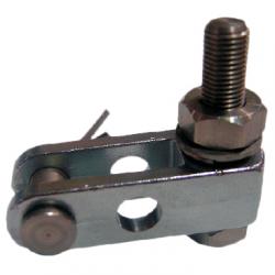 Ledstykke i rustfrit stål - 1