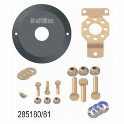 Multiflex Monteringssæt EasyConnect 20 gr. - 1