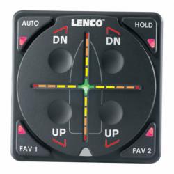 Lenco Autoglide Boat Control System Trimplan - 1