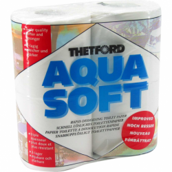 Aqua Soft toiletpapir - 1