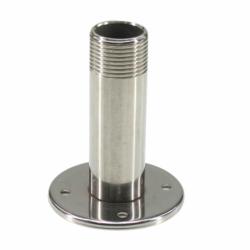 Horisontalt monteringsbeslag til antenne med 25 mm gevind - 1