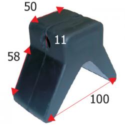 Stævnstøtte 11mm - 1