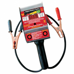 Digital battery tester - 1