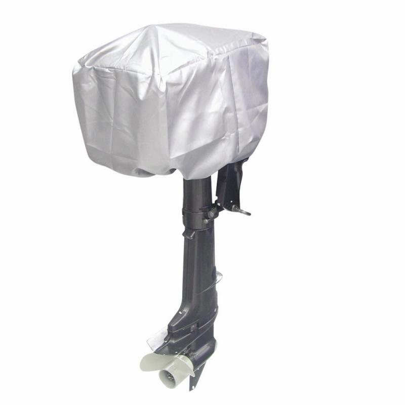 Beskyttelseshætte til påhængsmotor - 1