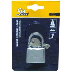 SeaLock Hængelås, standard bøjle - 1
