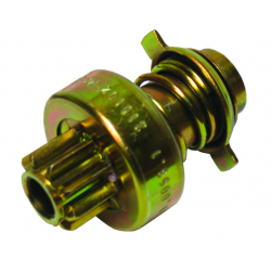Ford starter plated - 1