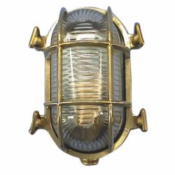 Skotlampe, oval - 1