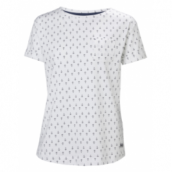 Helly Hansen Naiad T-shirt - Dame - Hvid - 1