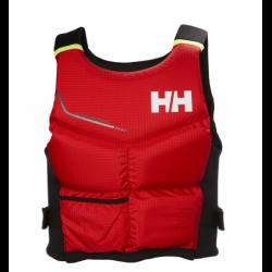 Helly Hansen Rider Stealth Svømmevest i rød/sort - 1