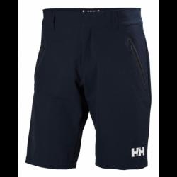 Helly Hansen Crew Line Shorts - Herre i Navy - 1