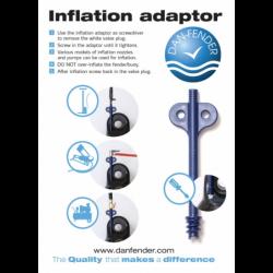 Danfender Adapter og Ventil Kit
