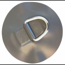 D-ring til gummibåd / trækkrog - 1