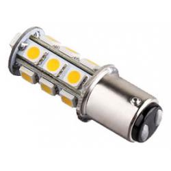 BA15D LED Pære - 1