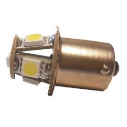 BA15S 0,8W LED Pære - 1