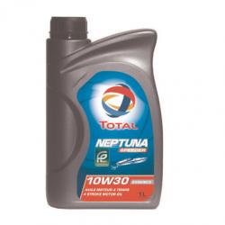 Total Neptuna Speeder 10W-30 Motorolie 1 & 5 lit - 1