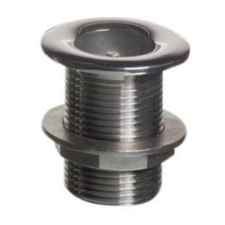 Bundgennemføring i rustfrit stål AISI 316 - 1