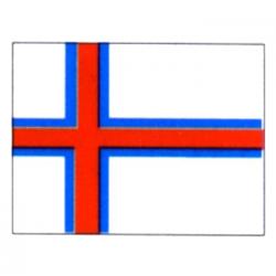 Færøsk nationalflag - 2