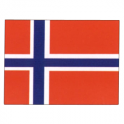 Norsk nationalflag - 2
