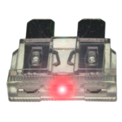 Fladsikring med lys - 1