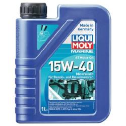 Liqui Moly 4T Motorolie 15W/40 - 2