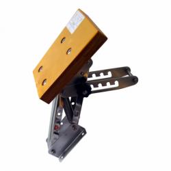 Hævebeslag kraftig model med rustfrit stål - 3