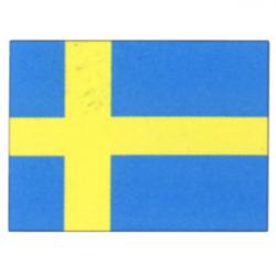 Svensk nationalflag - 1